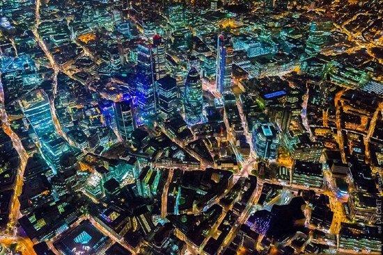 美国摄影师移轴航拍伦敦美景