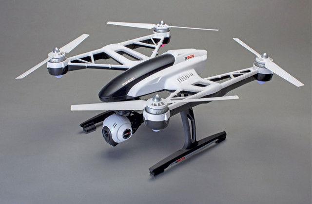 英特尔6000万美元投上海无人机公司Yuneec《电子工程专辑》