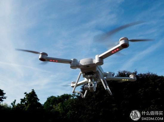可折叠旋翼搭配超强负载力:ProDrone 推出 Byrd便携式航拍无人机