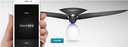 仿生小鸟遥控无人机,bionicbird,创意遥控飞行器