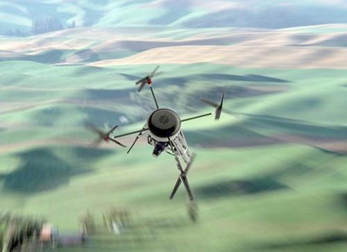 中华网山东:澳军批量采购微型无人机:重16克 长约10厘米