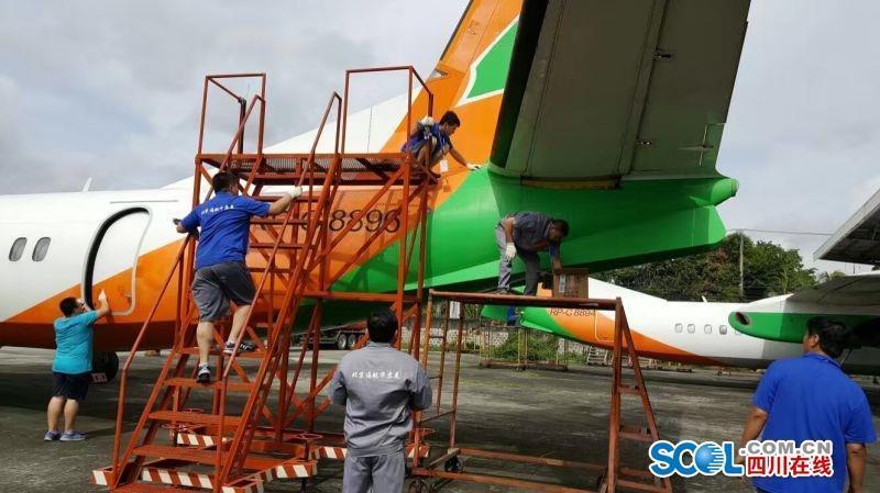 四川小伙耗资800万买退役波音737收藏 还不包邮!
