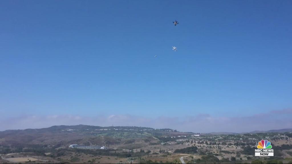 Palmer Luckey 创国防公司推自动撞毁入侵物之无人机Interceptor